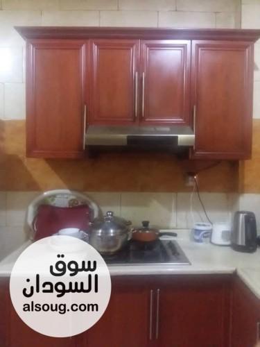دولاب مطبخ أربعة متر تركي معاهو الحوض  - صورة رقم