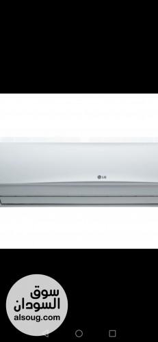 مكيف LG جديد من الشركة انفيرتر اقتصادي في الكهرباء - صورة رقم