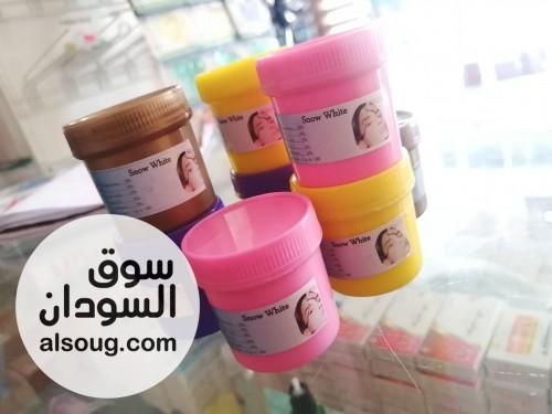 خلطات وش تفيح ترطيب علاج الاثار والنمشدوالكلفز - صورة رقم