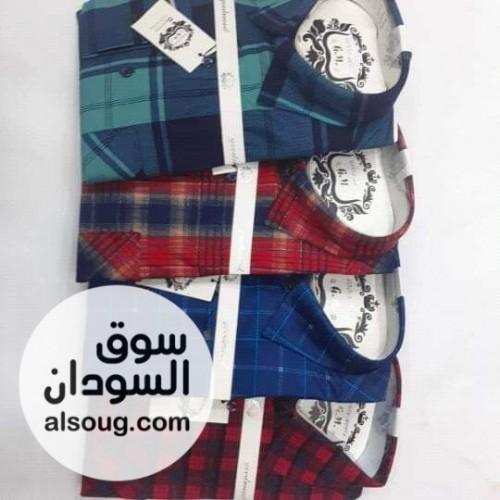 قمصان رجالية الخامة قطن موجود كل المقاسات - صورة رقم