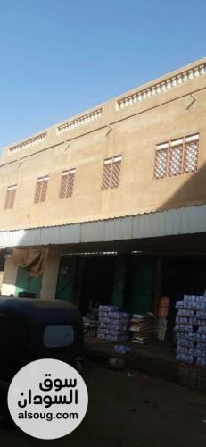 عمارة في سوق أم درمانغرب استاد الهلال خلف عمارة الجموعيه - صورة رقم