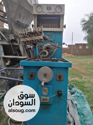 جهاز قياس ديزل وارد السعوديه كامل بكل ملحقاته - صورة رقم