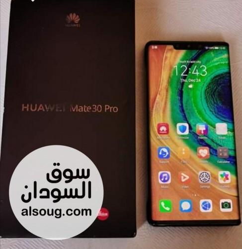 Huawei mate 30 pro هواوي ميت ٣٠ - صورة رقم