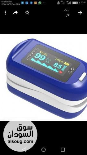 جهاز قياس الأوكسجين وضغط الدم - Image #