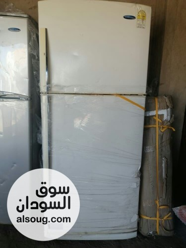 ثلاجة سامسونق 16 قدم -وارد الامارات - صورة رقم
