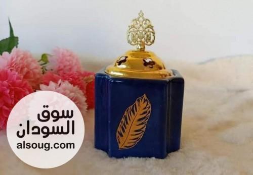مباخر سعودية فاخرة فحم مسوقات ام اواب ع. ٢٠٠ - صورة رقم