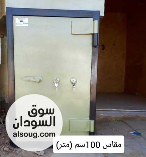 خزن مقاس 80 سم زاوية 2 قفل الوزن كيلو جرام )  - Image #