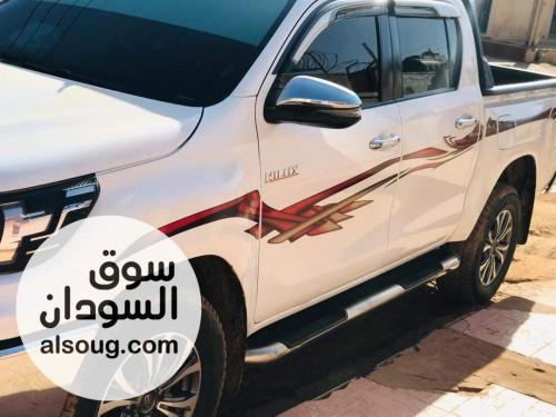 بوكسي  بصمه جوه وبره -هايلوكس سعودي طبلون احمر (دعاء السفر ) - Image #