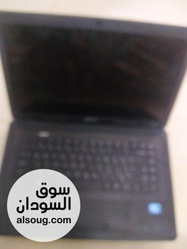 لابتوب مستعمل كومباك شاشة مكسورة - صورة رقم