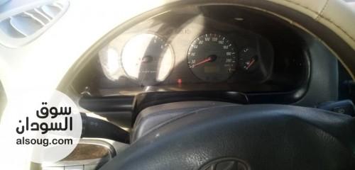 سيارة سنتافي سلفر  2004 - صورة رقم