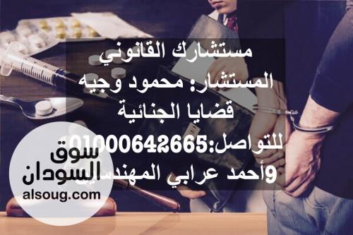 افضل محامي قضايا جنائيه في مصر - صورة رقم