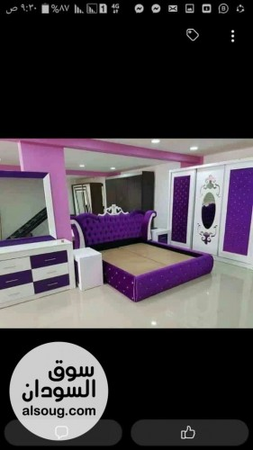 غرف نوم الخشب مسكو والنقش تايلندي - صورة رقم