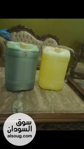صابون سائل وفلاش لغسيل الارضيات - صورة رقم