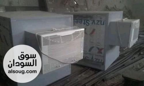 مكيف جوده عاليه وارد مصر ضمان و صناعة قويه - صورة رقم