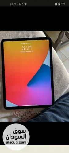 Apple I pad pro 11 inch  gb --السعر :  دولار-امدرمان-امبده - صورة رقم
