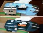 ماكينة تحزيم الصناديق والعلب والطرود