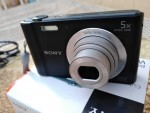 كاميرا سوني DSC W800 جديد