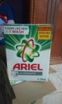 ARIEL For AUTOMATIC washing machines