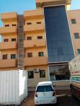 عمارة مكونة من اربعة طوابق بها 16شقة