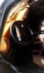بيع سياره هوندا اوتوماتيك رماديه