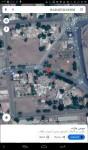 قطعة ارض للايجار تفتح على شارع رئيسي