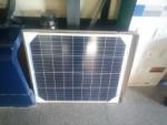 ألواح طاقة شمسية ممتازة و جديده