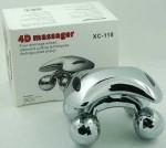 4D massager جهاز المساج وشد التجاعيد  باربع رؤوس جهاز يستخدم لعمل المس