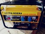عروض مولداات كهربائية  اسم المنتج مولد استرا كوريا المنشأ الصين