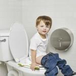 مقعد حمام اطفالي