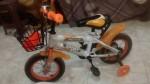 عجلة أطفالي متينه غير مستعملة صناعة صينية