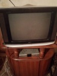 ماركة التلفزيون LG حجمه 21بوصة للبيع