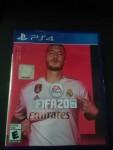 PS4...FIFA2020 .... American version unused.