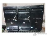 كمبيوترات مكتبيه اصليه desktop hp pro 3500 core i5 original