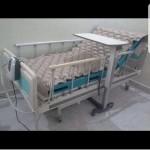 سرير طبي كهربائي ٣حركات