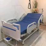 سرير كهربائي ٣ حركات ومعدات طبيه