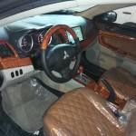 البيع سياره لانسر 2015
