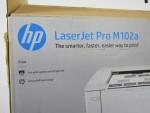 طابعة hp  laserjet  pro m102 a