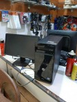 كمبيوتر  hp كور i5 رامات 4 قيق