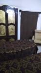 غرفه مفروشه للايجار في امتداد ناصر الشارع التالت من شارع اوماك
