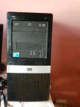HP pro core i 7 with external video card