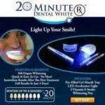 جهاز تتبيض الاسنان.