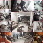 شقة في حي النزهة ١٨٧ م تحتوي على ٣ غرف صالة ٣حمامات