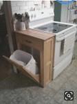 تربيزه مطبخ لتقطيع الخضار