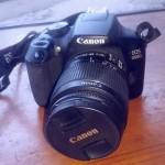 Canon EOS ( Rebel 6T ) 18 Megapixel