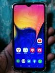 هاتف سامسونغ A10 عادي اللون أزرق داكن