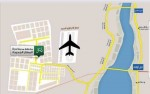 البيع ارض مخطط دره المطار الجديد جنوب صالحه