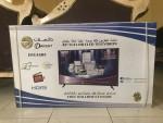 شاشتين دانسات ٤٥ بوصة مع حامل جداري أصلية سعودية