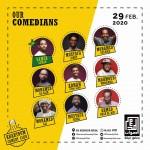 الحدث  اكبر استانداب كوميدي في السودان  stand up comedy