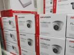 كاميرات مراقبة وجميع أنظمة الحماية