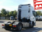 شاحنة  افكو موديل 2015  المكنة كبيرة 460 عدد الكيلو مترات